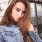 cute girl from russia